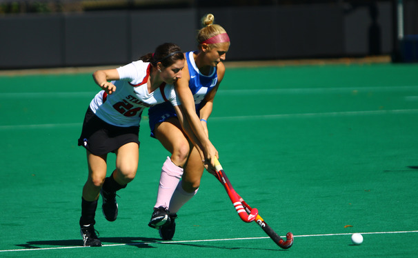 Grace Christus scored her first goal of the season in the closing seconds to force overtime against Boston College.