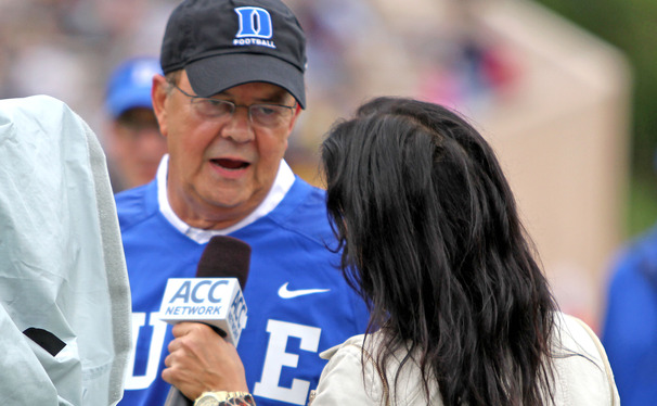 What would it be like if Coach Cutcliffe had his own reality television show, Zac Elder wonders.