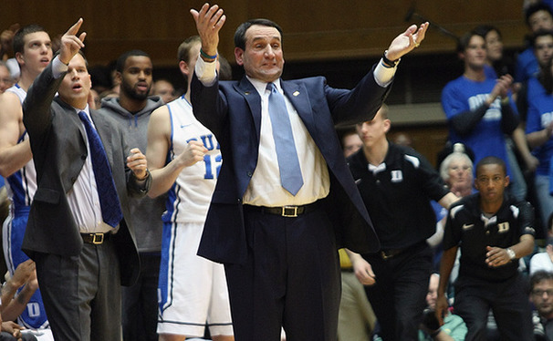Duke basketball head coach Mike Krzyzewski said the win against N.C. State was not about revenge, but the Blue Devils undoubtedly showed something about themselves Thursday.