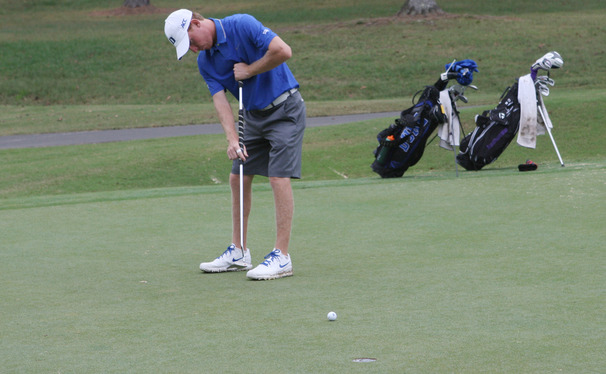 Austin Cody closed out his Duke career this weekend at the ACC Championships.