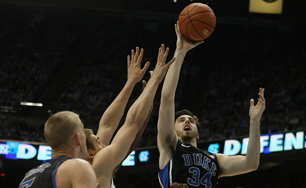 Even though Ryan Kelly has been back for just three games, Duke showed the team's chemistry is in top form with the rout of North Carolina.