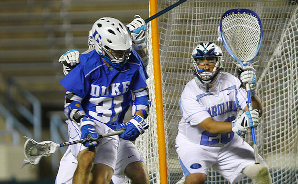 Both offenses were on display Friday night in Chapel Hill, but after coming back from nine goals down Duke fell to North Carolina.