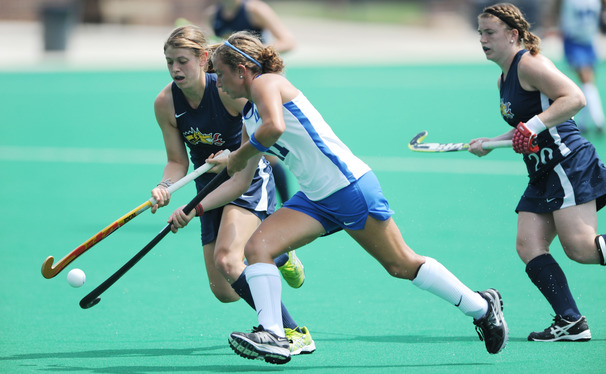 Columnist Danielle Lazarus has enjoyed learning to appreciate sports like field hockey that don't attract the attention of the biggest U.S. professional sports.