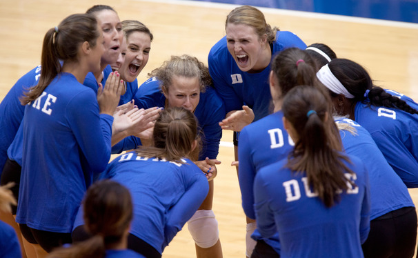 Head coach Jolene Nagel said that Duke will need to cut down on its errors if it hopes to have a successful season.
