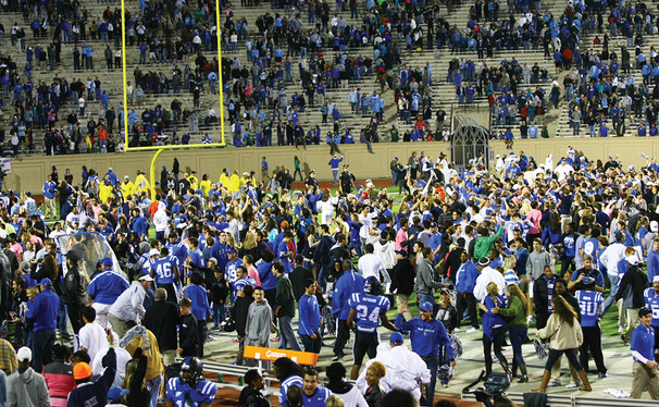 After storming the field at Wallace Wade Stadium less than a year ago, Zac Elder writes that Duke has a legitimate chance to repeat a bowl team for the first time in program history.