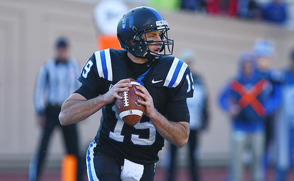 Saturday's game against Miami was quarterback Sean Renfree's last game in Wallace Wade Stadium.