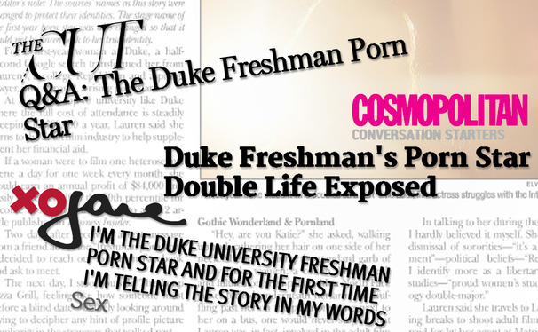 "Since The Chronicle published ""Portrait of a Porn Star"" Feb. 14, other media organizations have voiced their opinions on Duke's freshman adult film actress."