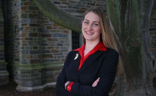Shannon O'Connor is a MD-Ph.D. student in biomedical engineering.