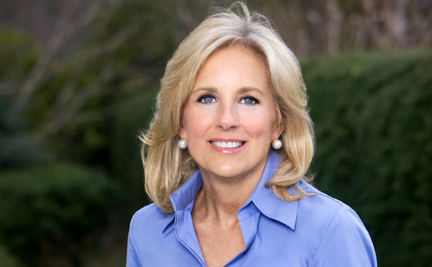 Second lady Jill Biden visited Cary Saturday to discuss women's issues and campaign for President Barack Obama.