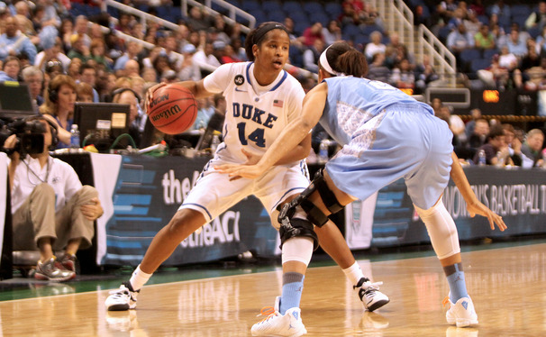 Junior guard Ka'lia Johnson's breakout performance against North Carolina propelled her into this year's NCAA tournament.