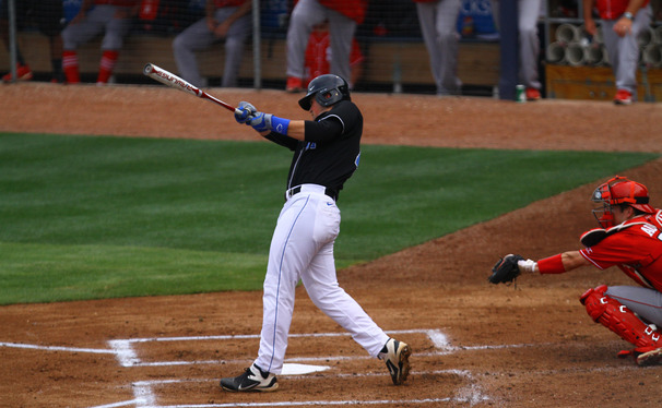 Duke dropped three straight contests to Georgia Tech last weekend, but third baseman Jordan Betts showed he does not have lingering effects of a back injury.