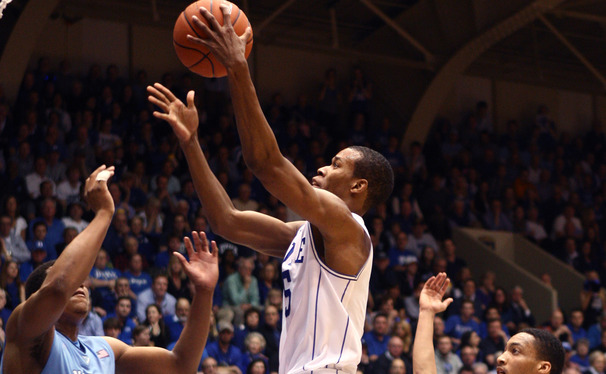 A day after teammate Jabari Parker announced he would enter the NBA draft, redshirt sophomore Rodney Hood declared his intentions to go pro as well.