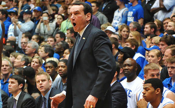 Head coach Mike Krzyzewski announced that Duke basketball's legacy fund has fulfilled its endowment goals.