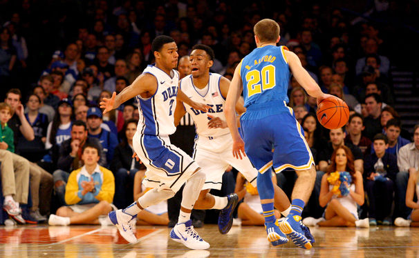 Junior guard Quinn Cook matched his season total for steals in one night to make sure Duke came out of Madison Square Garden with the win this time.