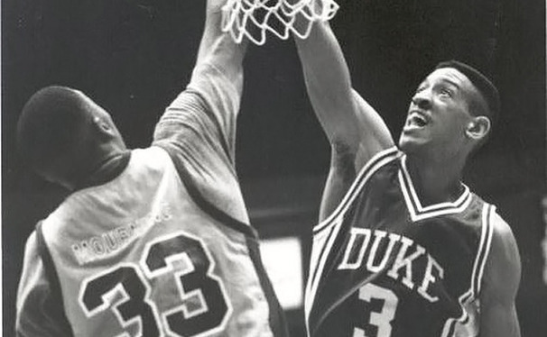 Former Duke basketball star Phil Henderson died at 44 Sunday. Henderson went to three Final Fours with the Blue Devils.