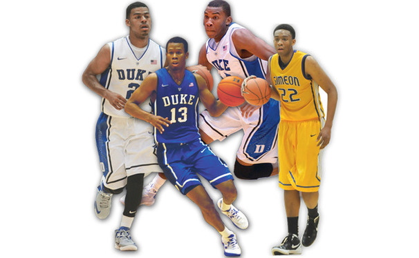 Quinn Cook, Rodney Hood, Rasheed Sulaimon and Jabari Parker will form the core of next year's team, Buck writes.