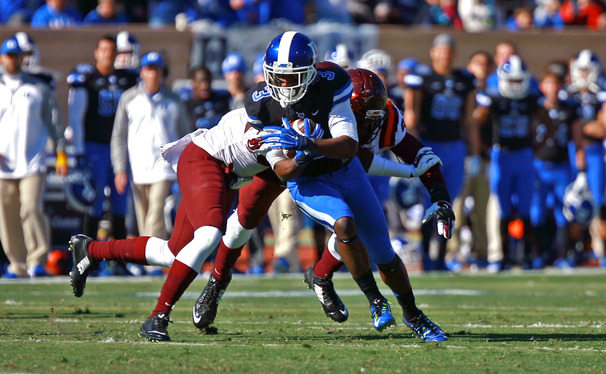 Jamison Crowder and Duke's special teams will look to change field position and momentum early and often in Saturday's Sun Bowl.