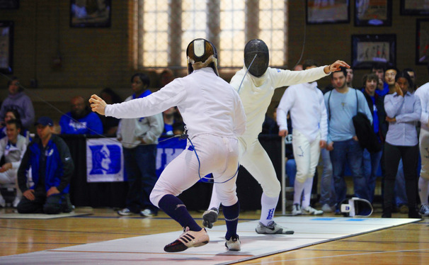 Duke finished 10th overall in points despite having the fewest fencers of any top-10 team competing in the NCAA Championships