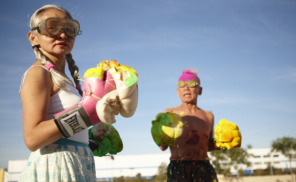 "The film ""Cutie and the Boxer"" will kick-off this years winter series. / Image Special to The Chronicle"