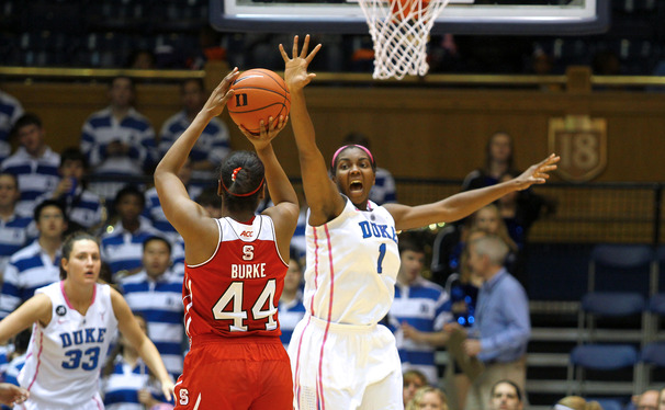 Solid efforts in back-to-back games has the Blue Devils feeling more confident on the defensive end of the floor.
