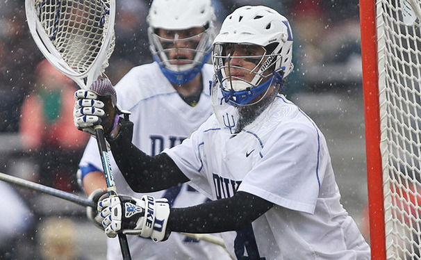 Senior goaltender Dan Wigrizer started on Duke's 2010 national championship team.