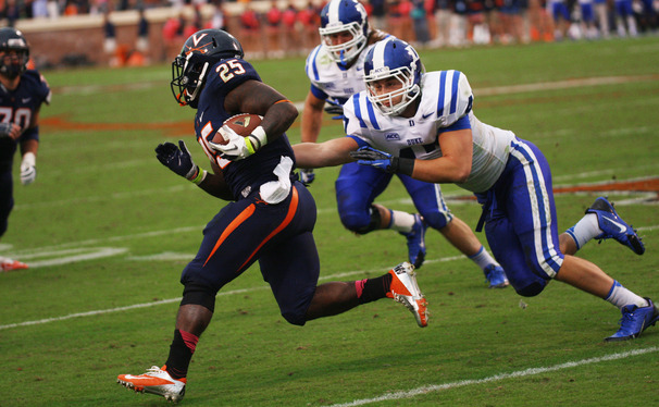Duke's defense will look to replicate its dominant defensive performance in the second half of last week's win against Virginia.