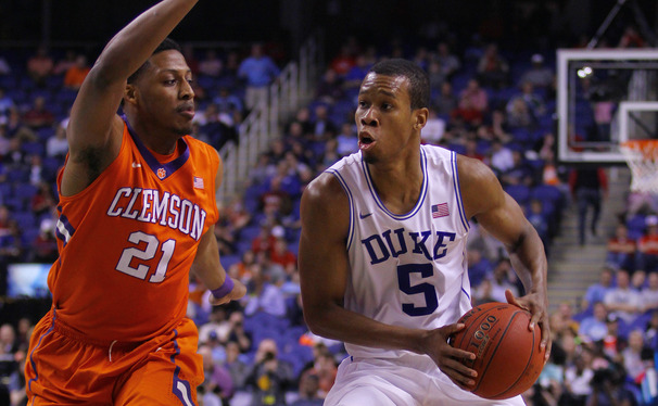 Duke head coach Mike Krzyzewsk indicated in his postgame press conference Friday that redshirt sophomore Rodney Hood will not return to the Blue Devils next season.