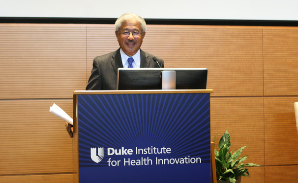 Dr. Victor Dzau will become president of the Institute of Medicine.
