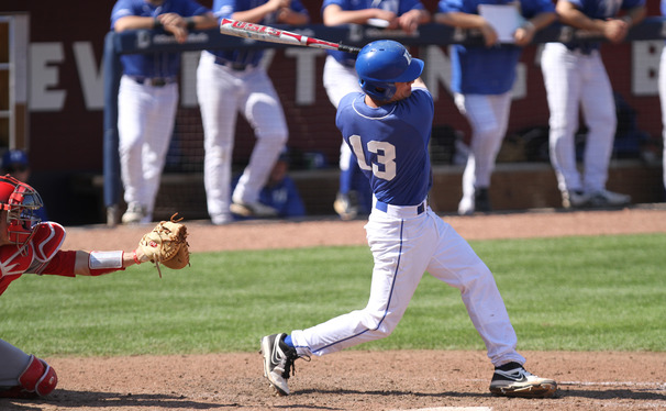 Blue Devil second baseman Andy Perez has raised his batting average by 61 points during his recent hot streak.