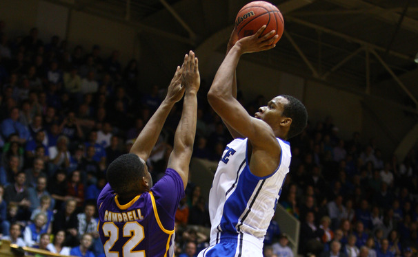 After scoring a career-high 30 points last Tuesday against East Carolina, forward Rodney Hood will lead the Blue Devils into a matchup against Vermont Sunday.