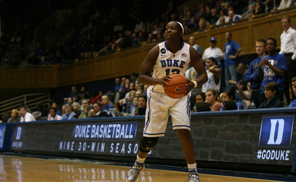 Senior Chelsea Gray will miss the remainder of the 2013-14 season after suffering a fractured kneecap in a win against Boston College.