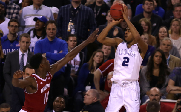 Senior Quinn Cook went out on top in his final season in Durham.
