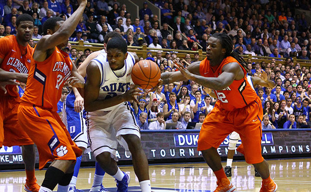 After senior Ryan Kelly was injured against Clemson last season, Amile Jefferson started seven of Duke's next 13 games.
