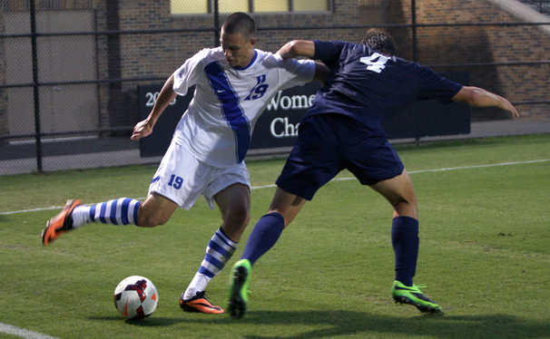 After falling to Maryland on the road last weekend, Duke bounced back with a 1-0 win against Georgia Southern.
