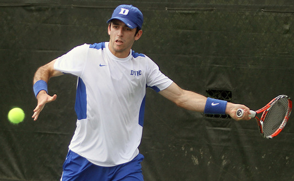 Henrique Cunha will be Duke's top singles player all year, head coach Ramsey Smith said.