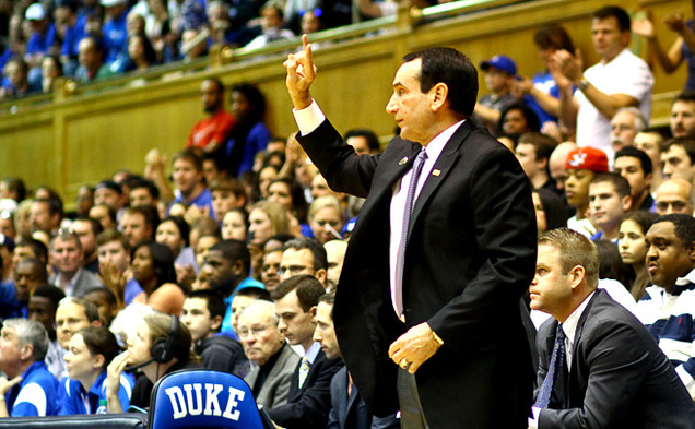 Duke's early-season success is a sign of head coach Mike Krzyzewski preparing his team well, Cusack writes.