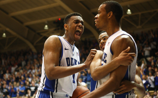 Duke won its rematch against Syracuse, topping the Orange 66-60 at Cameron Indoor Stadium.