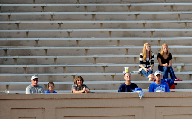 A drop in attendance at Wallace Wade Stadium has prompted Duke's athletic department to forego its original plan to close the stadium's bowl.