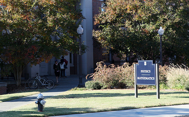 Despite widespread criticism of the Physics Building and its facilities, a new space is not at the top on the University's list of priorities.