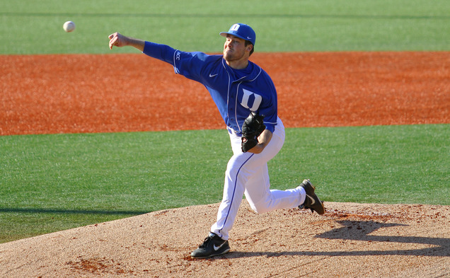 Drew Van Orden will lead the Blue Devils against No. 15 Miami in what is shaping up to be a pitcher's duel of a series.