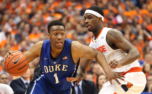 Freshman standout Jabari Parker announced that he will enter the 2014 NBA draft.