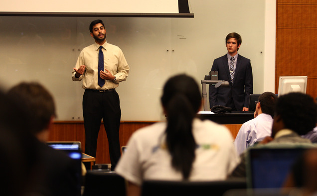 Students for Sustainable Living presented a proposal to change the ePrint quota for undergraduate students.