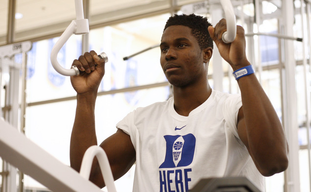 Duke ramped up its offseason conditioning regiment to prepare for faster play at both ends of the floor.