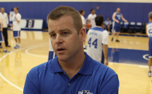 After 19 years at Duke as a player and coach, Steve Wojciechowski announced Tuesday that he will be taking over the head coach position at Marquette, replacing Buzz Williams.