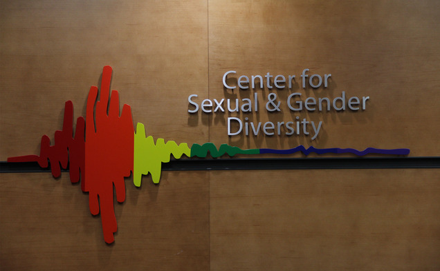 The Center for Sexual and Gender Diversity provides support for the Duke LGBTQ community.