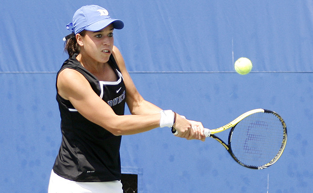 Beatrice Capra, the nation's No. 2 singles player, earned two more victories over ranked opponents, giving her three in four days.
