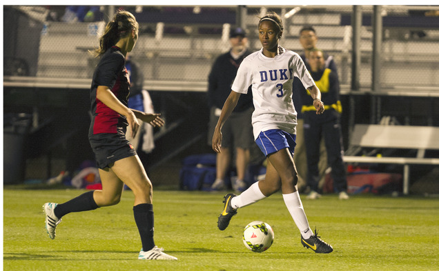 After committing to Duke as a sophomore in high school, freshman Imani Dorsey is getting the opportunity to contribute as a Blue Devil right away.