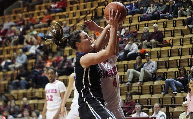 Duke women's basketball stifles and stomps Virginia Tech ...