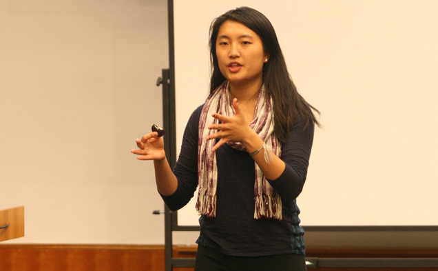 "SOFC Chair Joyce Lau said more than $35,000 was allocated to student organizations due to ""big-ticket items."""