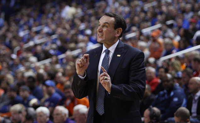 In his farewell column, senior Andrew Beaton writes that he may have learned as many lessons from Blue Devil head coach Mike Krzyzewski as he did in his four years at Duke.